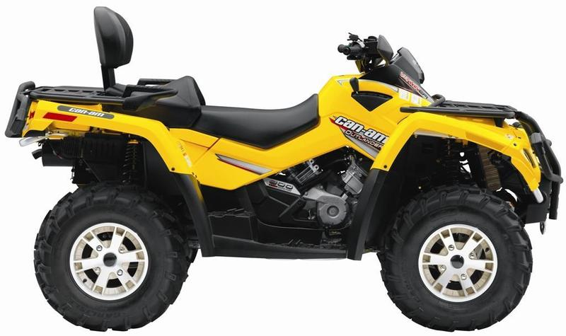 Can-Am Can-Am Outlander 800