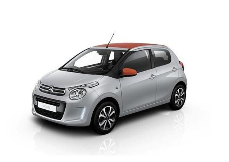 Citroën  C1 5p VTi 68 ETG City Edition