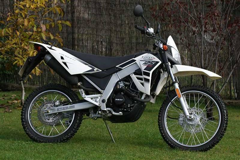 MH Motorcycles MH Ranger 125 LC