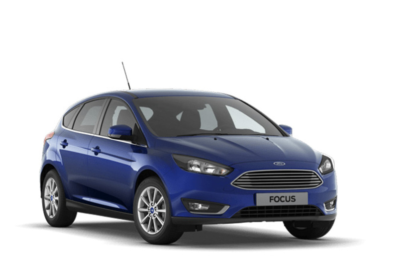 Ford  Focus Berlina Trend 1.0 EcoBoost 74 kW (100 CV) Auto-Start-Stop