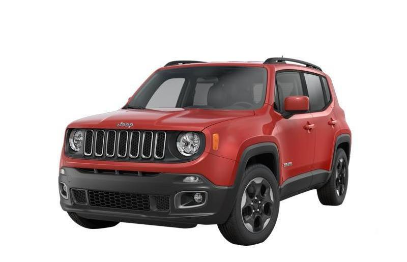 Jeep  Renegade 2.0 MultiJet 103 kW (140 CV) Upland 4x4 Auto Active Drive Low