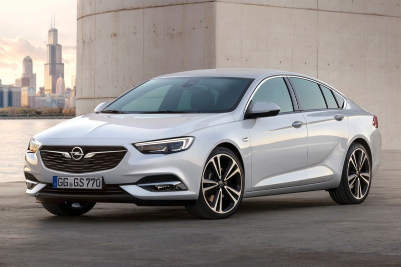 Opel  Insignia Grand Sport Selective 1.5 Turbo XFL Start & Stop ecoTEC 103 kW (140 CV)