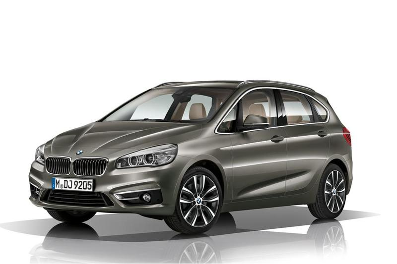 BMW  Serie 2 Active Tourer 218d xDrive Active Tourer Aut.