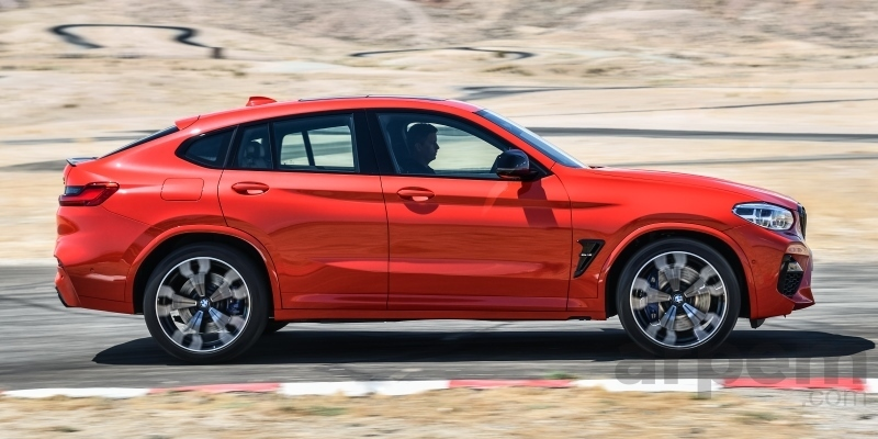 BMW X4 M Competition 2019