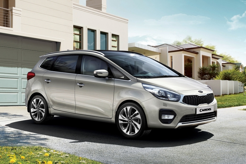 Kia  Carens 1.6 GDi 99 kW (135 CV) Basic 5 plazas