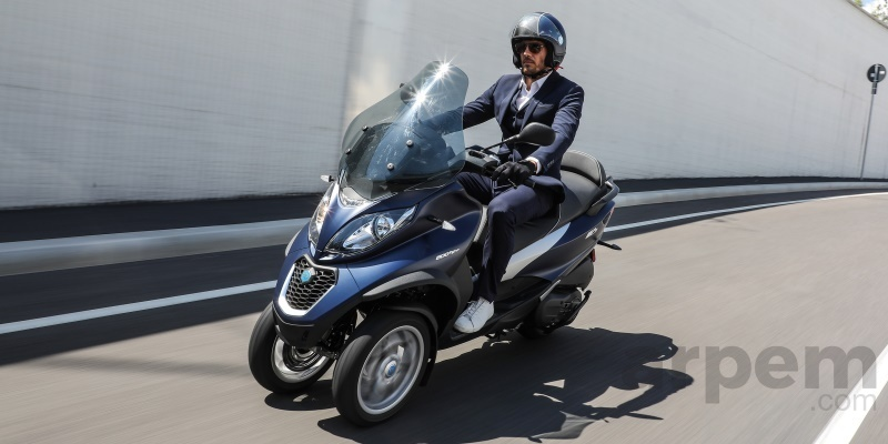 Piaggio MP3 500 Business LT 2018