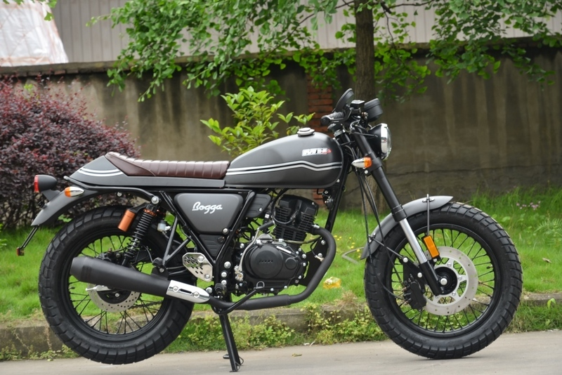 MH Motorcycles MH Bogga 125