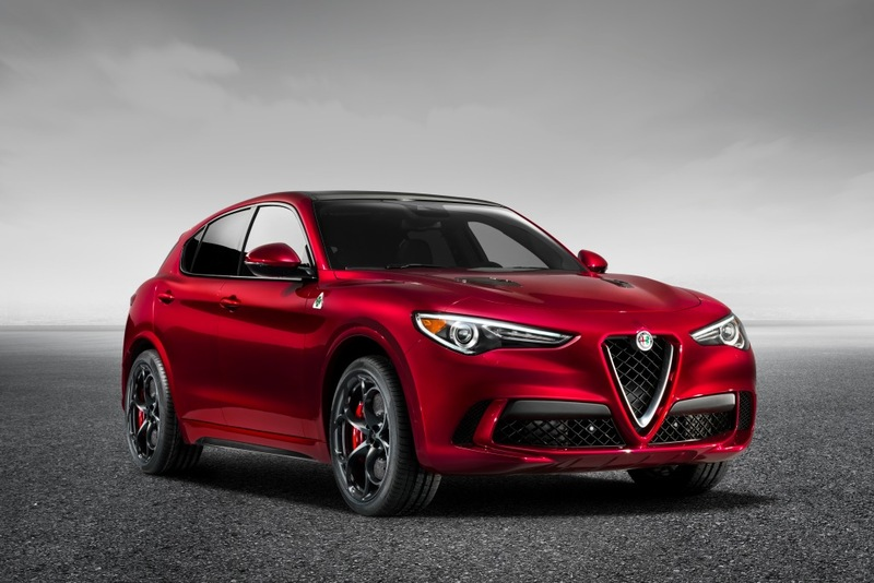 Alfa Romeo  Stelvio First Edition II 2.0 206 kW (280 CV) AT8 Q4