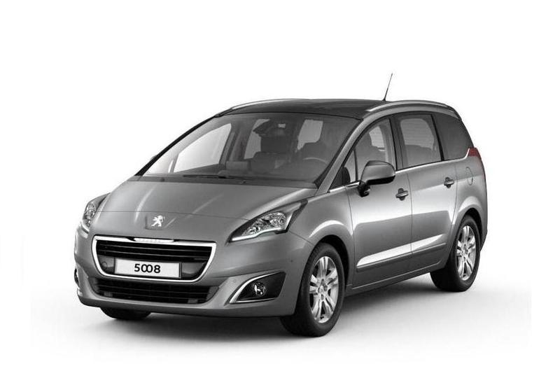 Peugeot  5008 Style 1.6 BlueHDi 120 EAT6 7 plazas
