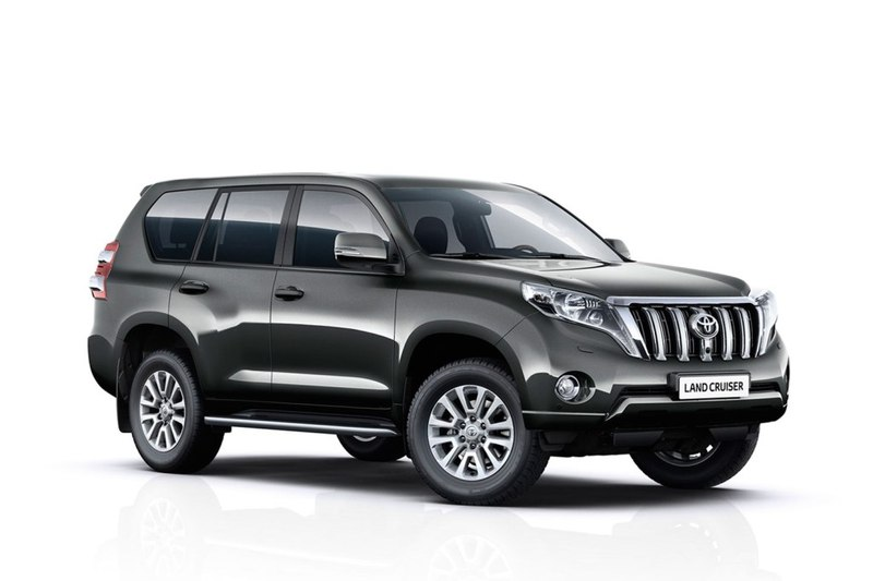 Toyota  Land Cruiser 5p 2014