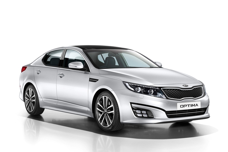 Kia  Optima 1.7 CRDi Emotion Eco-Dynamics