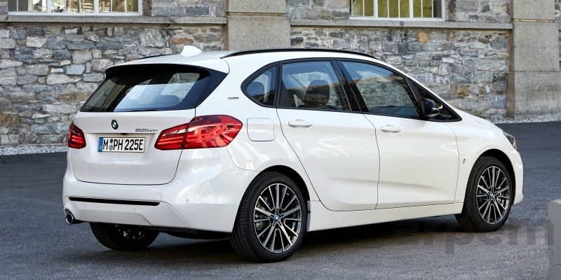 BMW Active Tourer 225xe iPerformance 2018