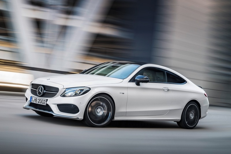 Mercedes-AMG C 43 4MATIC Coupé 2016