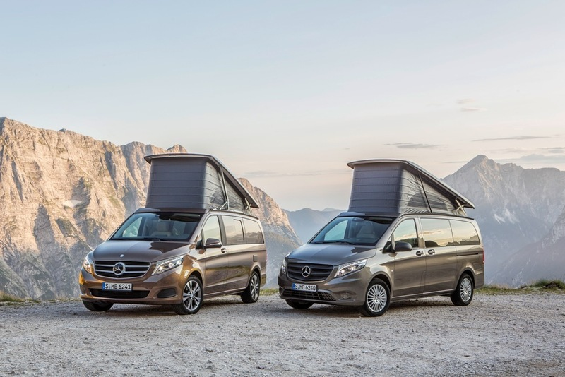 Mercedes-Benz Marco Polo 2015
