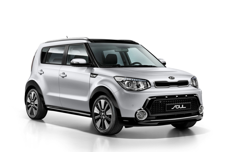 Kia  Soul Emotion 1.6 CRDi 128 CV Eco-Dynamics