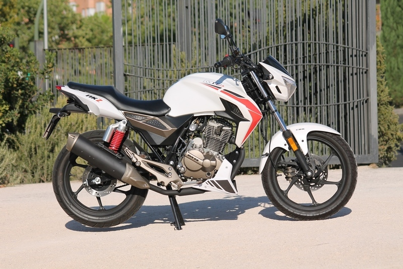 MH Motorcycles MH NKZ 125