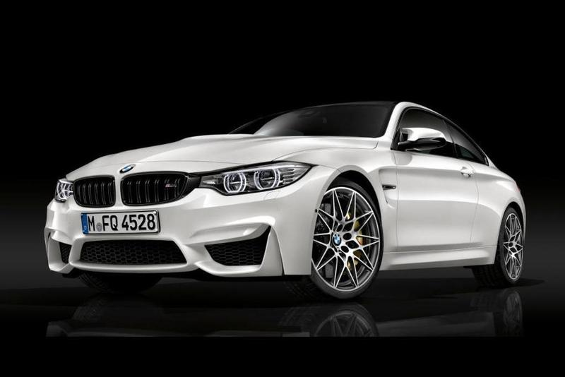BMW M3 y M4 Competition Package