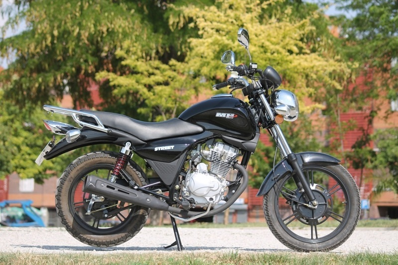 MH Motorcycles MH Street 125 AC