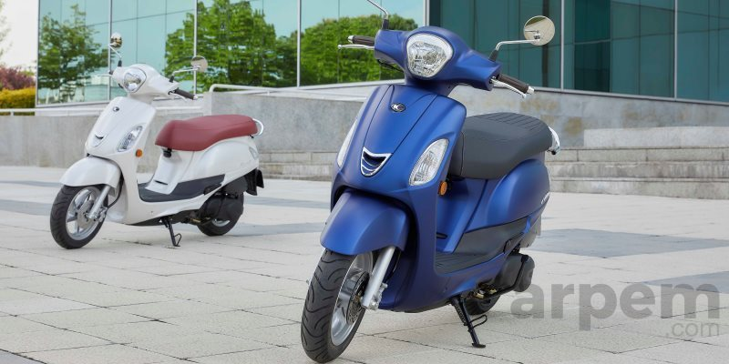 Kymco Filly 125