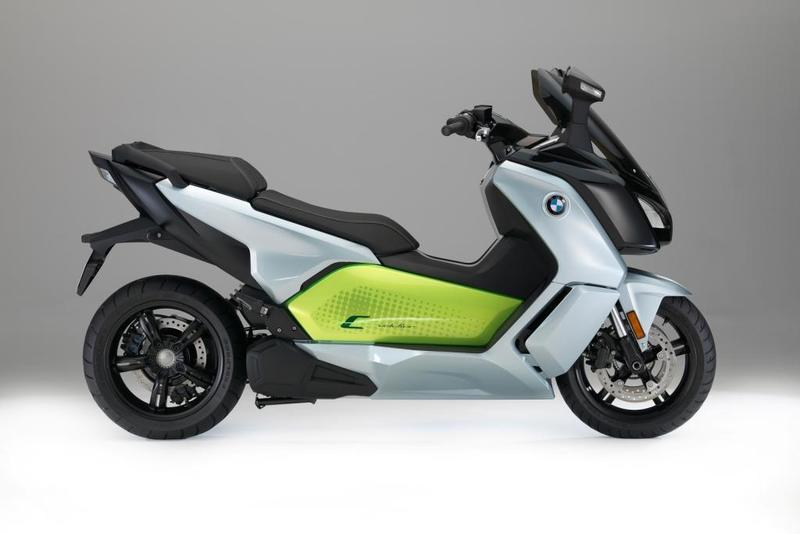 BMW BMW C evolution 2017 (largo alcance)