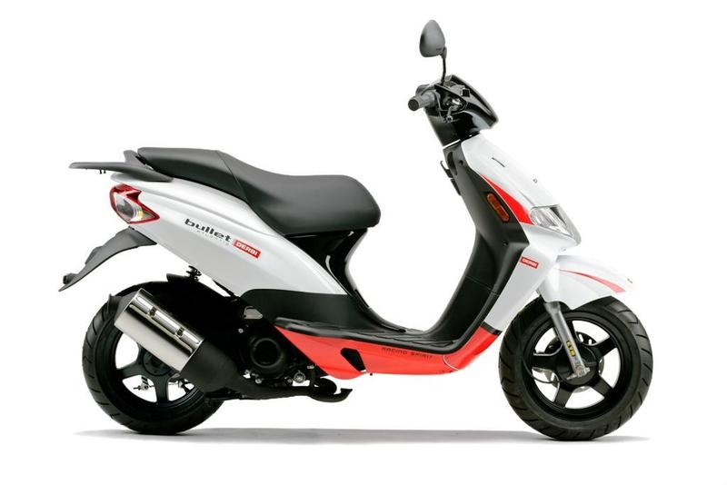 Derbi Derbi Atlantis City 50 2T