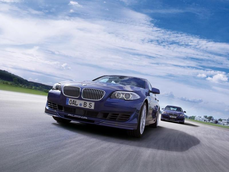 Alpina  B5 hasta Octubre 2013 B5 Berlina 4.4 