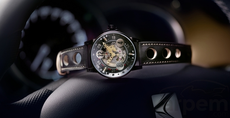 DS 3 Performance B.R.M. Chronographes 2016
