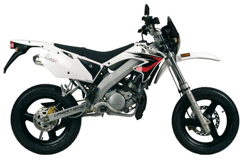 MH Motorcycles MH RYZ 50 Supermotard