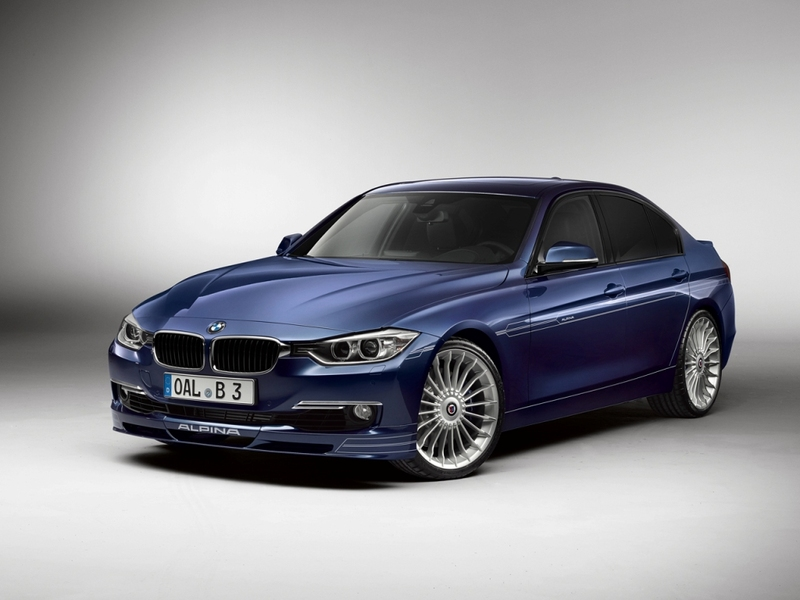 Alpina  B3 Touring 3.0 BiTurbo 