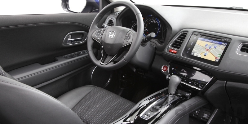 prueba honda hr v 1 5 i vtec 130 cv cvt executive. Black Bedroom Furniture Sets. Home Design Ideas