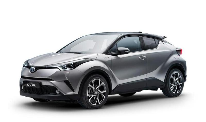 Toyota  C-HR Launch Edition 1.8 Hybrid