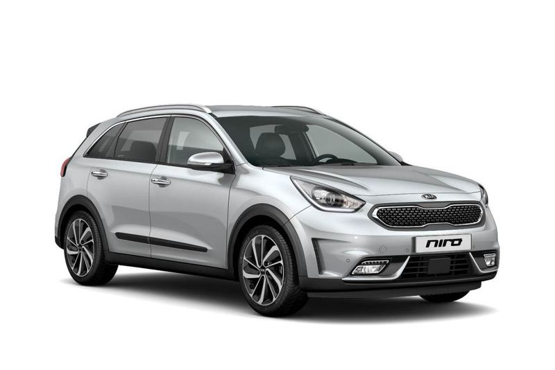 Kia  Niro 1.6 HEV Emotion