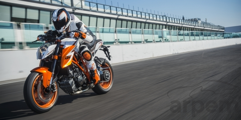 KTM 1290 Super Duke GT Special Edition