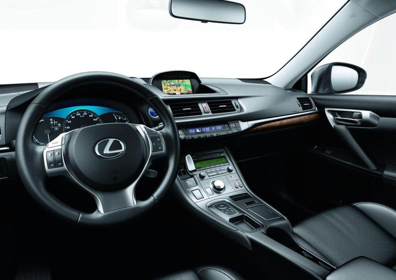 Lexus CT 200h Move On White Edition