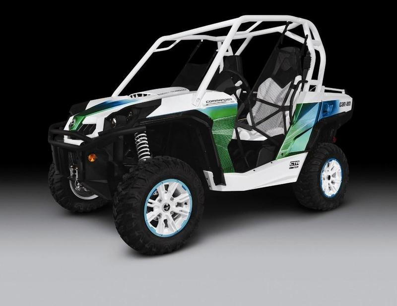 Can-Am Can-Am Commander Electric Concept