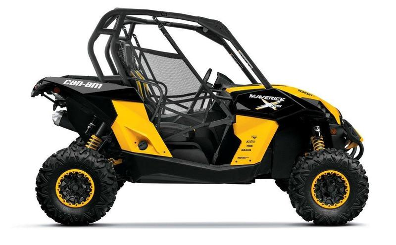 Can-Am Can-Am Maverick 1000R X RS
