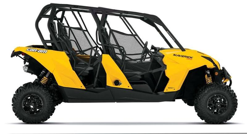 Can-Am Can-Am Maverick Max 1000R