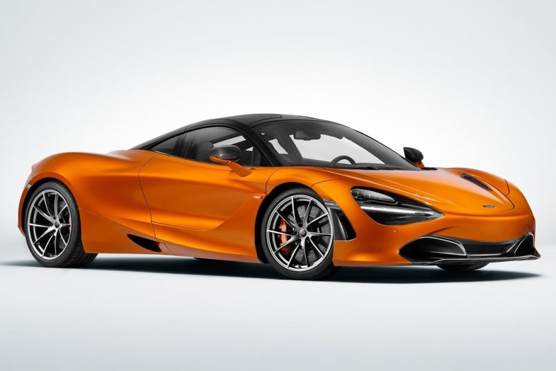 McLaren  Super Series 720S Coupé