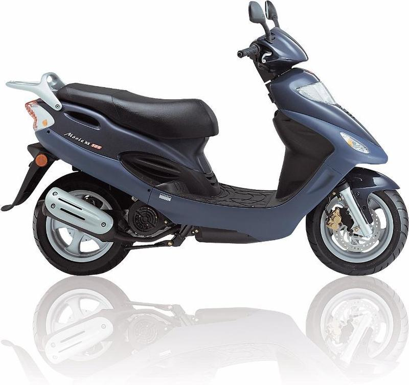 KYMCO KYMCO Movie XL 125