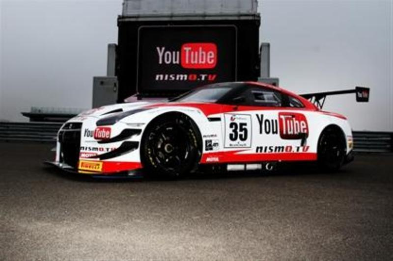 Nissan presenta Nismo.TV en Youtube como parte de su programa global de Motorsport