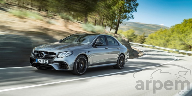 Mercedes-AMG E 63 S 4MATIC+