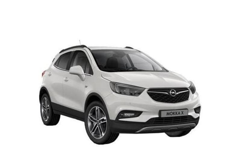 Opel  Mokka X Excellence 1.4 Turbo 140 CV 4x2 Start/Stop
