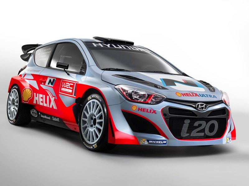 Hyundai Shell World Rally Team ha debutado en el Rally MonteCarlo.