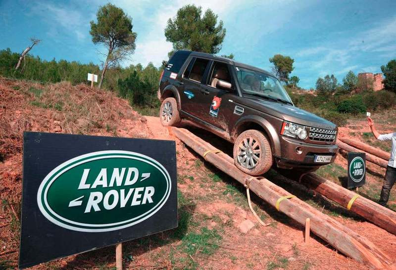 Land Rover y Discovery Challenger en Tenerife