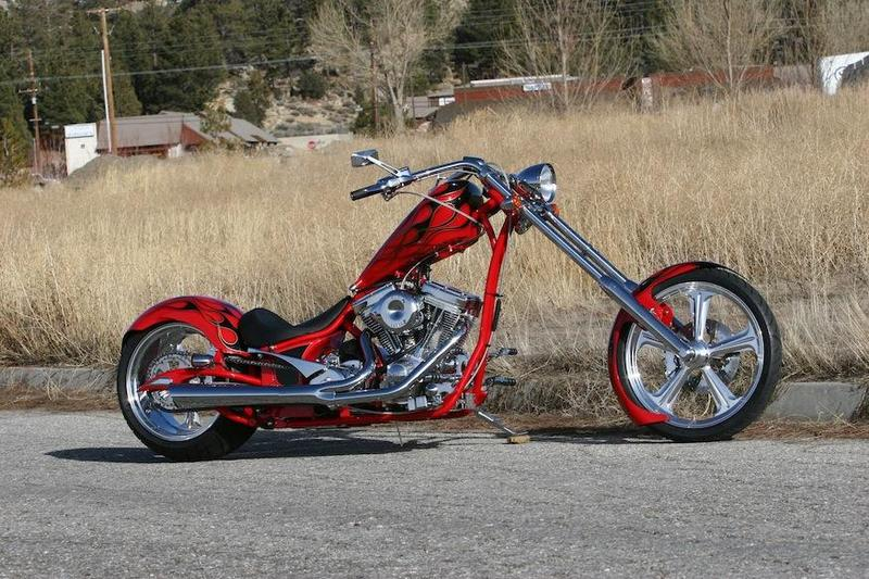 Big Bear Choppers Big Bear Choppers Sled