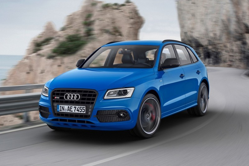 Audi SQ5 TDI plus 2016