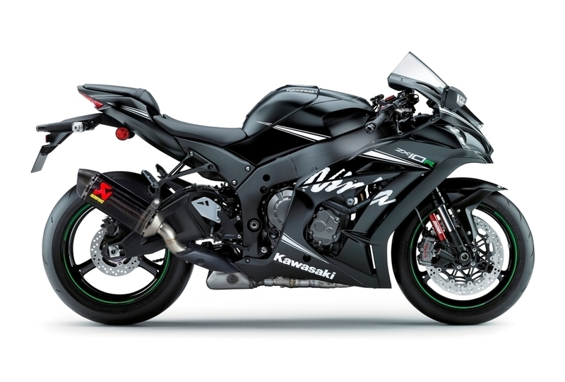 Kawasaki Kawasaki ZX-10R Winter Edition