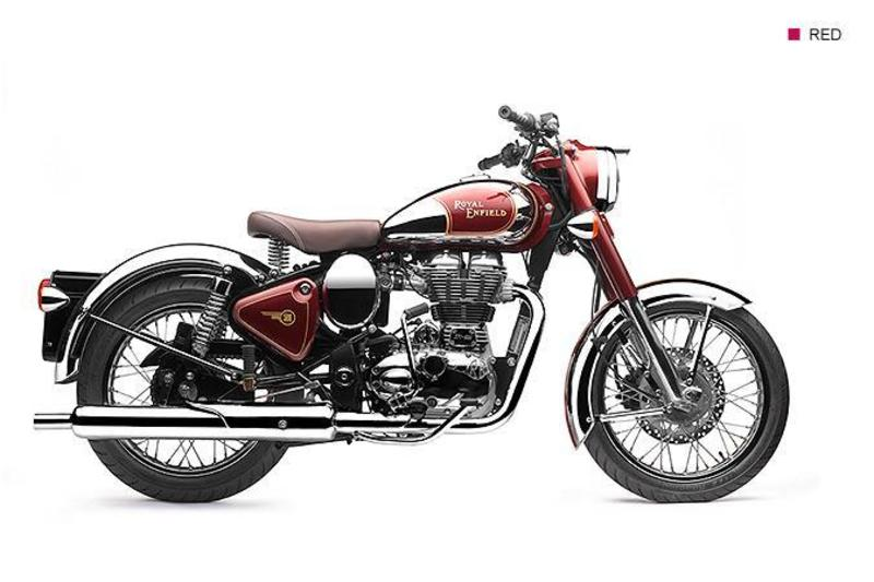 Royal Enfield Royal Enfield Bullet 500 Classic Chrome