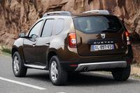 Fotos de coches Dacia Duster