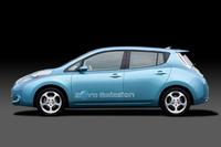Fotos de coches Nissan LEAF